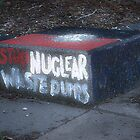 nuclear waste is bad for the water by Art Action  Union