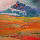 Mt Barney  by Virginia McGowan