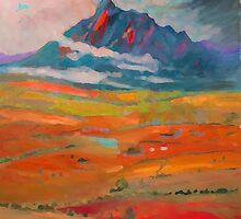 Mt Barney  by Virginia McGowan