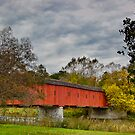 Ontario&#x27;s Covered Bridge by sundawg7