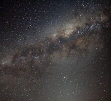 Our Milky Way Galaxy by Mark McClare