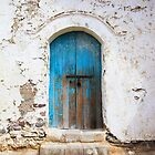 the blue door by Bob Wickham