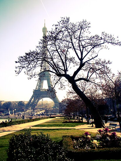 A Parisian dream by faithie