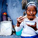 Wrinkled Chopsticks by eyesoftheeast