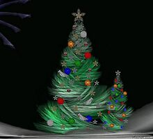 Oh Christmas Tree! by Susan L. Calkins