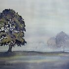 Misty Morning at Sewerby by Glenn Marshall