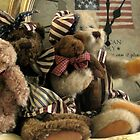 Teddy Bears by DottieDees