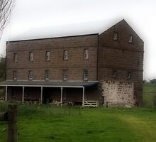 Degraves Mill by Lois Romer