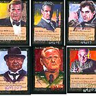 Altered Cards: James Bond by kenmeyerjr