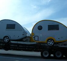 Teardrop trailers are back....... by DonnaMoore