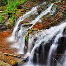 Ithaca's Buttermilk falls VII  by PJS15204