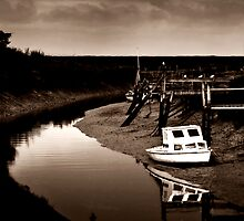 Up the Creek VII by Jurgen  Schulz