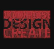 redcomposecreatedesign by Eric Maki