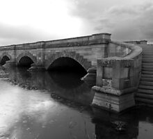 Ross Bridge Tasmania 1836 by Chris Kean