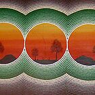 dhaagun (Land,dirt,ashes,earth,soil) by aboriginalart