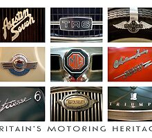 Britain's Motoring Heritage by stuiek