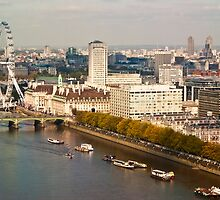 An Eye on London by stuiek