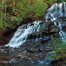 Beaver Brook Falls by Jeff Palm Photography
