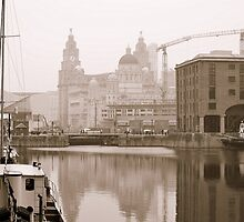 Albert Dock by Stan Owen
