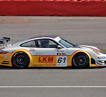 Prospeed Porsche by Willie Jackson