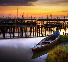 Palaffite Port by ccaetano