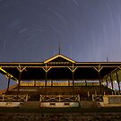 Grandstand  Armidale by William Bullimore