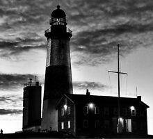 Montauk Point Light by djphoto