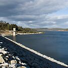 Serpentine Dam by mattsibum