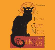 Chat Noir - Steinlein by taiche