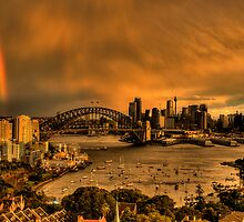 Wicked - Moods Of A City - The HDR Experience by Philip Johnson