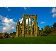 Rievaulx Abbey #3 Photographic Print