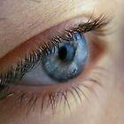 Johnna's eye by slabypress