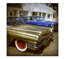 Cadillac Flashback by John  De Bord Photography