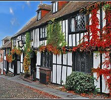 Rye, East Sussex by Adri  Padmos