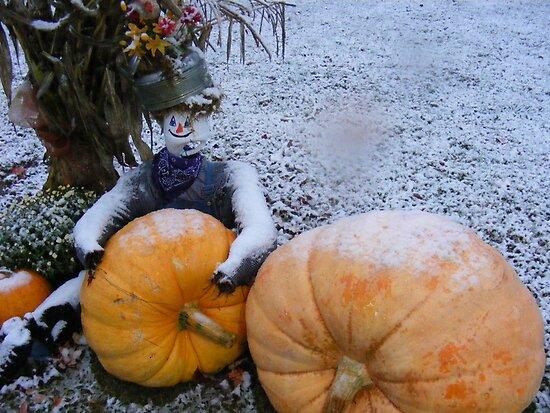 Holloween pumpkins by JBTHEMILKER