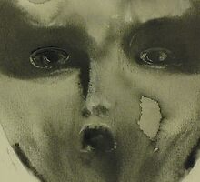 frightened child mid dream by strykermeyer