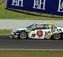 18, Jim Beam Car, Luff and Webb by feeee