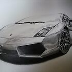 Lamborghini LP560 by William Lo