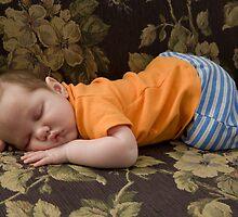 Sleeping Noah by Daniel  Jenkins Jr