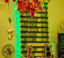 Rainbow Lollipops by daniellesalmon