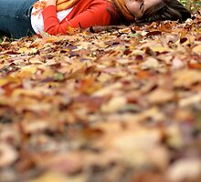Autumn Falling by Lita Medinger