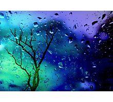 It's raining... Photographic Print