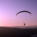Paragliding France by ByRyan
