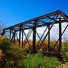 Fall Bridge by JBoyer