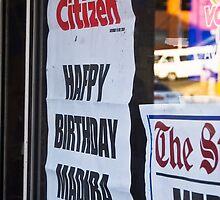 Nelson Mandela Birthday Celebration by RatManDude
