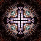 Gothic Kaleidoscope by Tania Rose