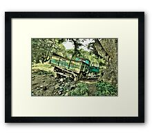 Starvation....... Framed Print