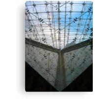 La Louvre sous la Pyramide Canvas Print