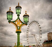 Artistic Views of London by DonDavisUK