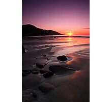 Kerry Sunset Photographic Print